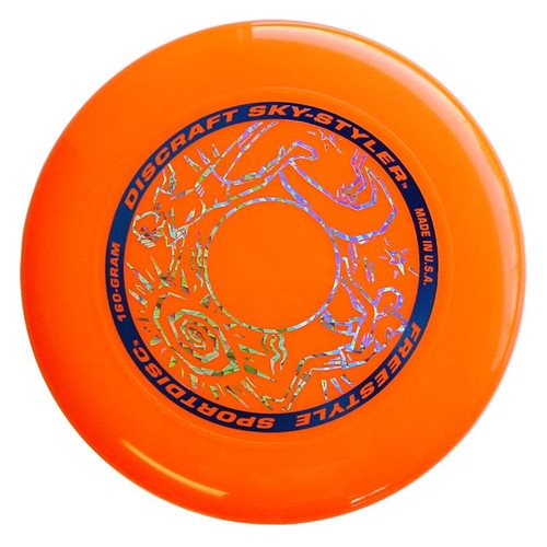 Discraft Sky Styler - Frisbee - Orange - 160 Gramm