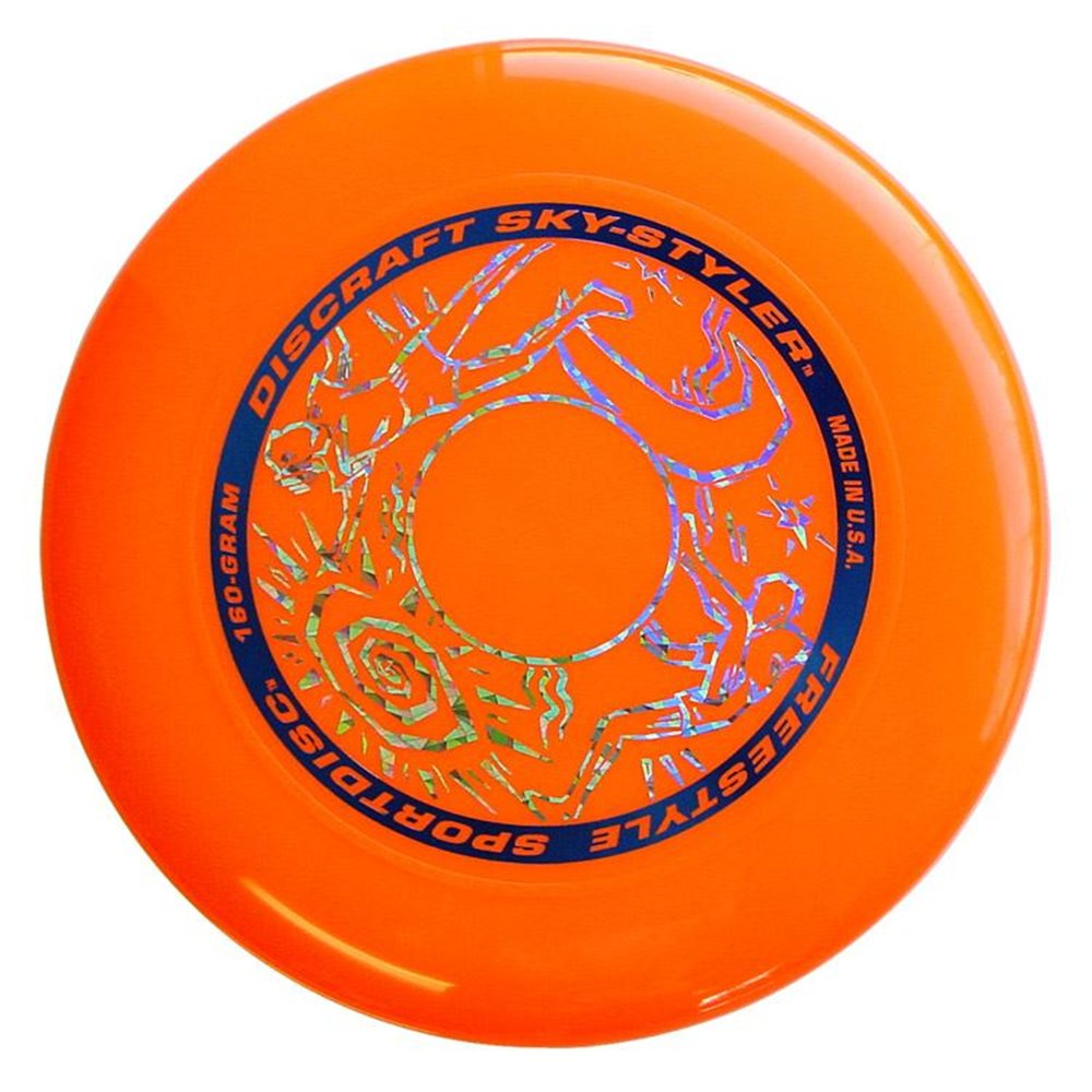 Discraft Sky Styler - Frisbee - Orange - 160 grams