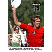 Discraft UltraStar - Frisbee - Black - 175 grams