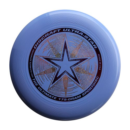 Discraft UltraStar - Frisbee - Light Blue - 175 grams