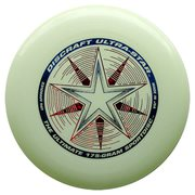 Discraft UltraStar - Frisbee - Nite Glo - Glow in the Dark - 175 grams