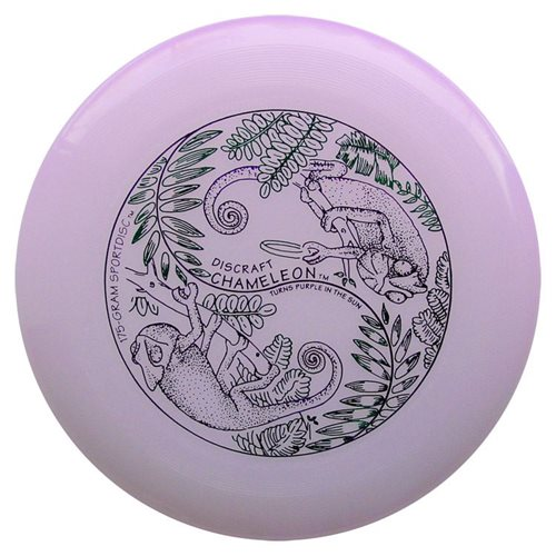 Discraft UltraStar - Frisbee - UV - Colour Changing - 175 gram