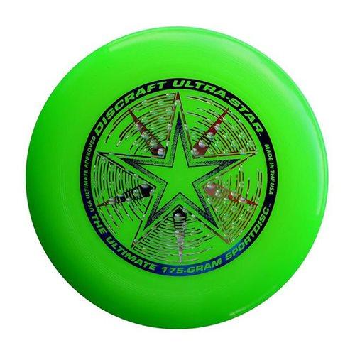 Discraft UltraStar - Frisbee - Groen - 175 gram