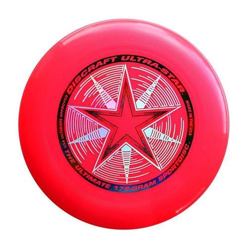 Discraft UltraStar - Frisbee - Pink - 175 grams