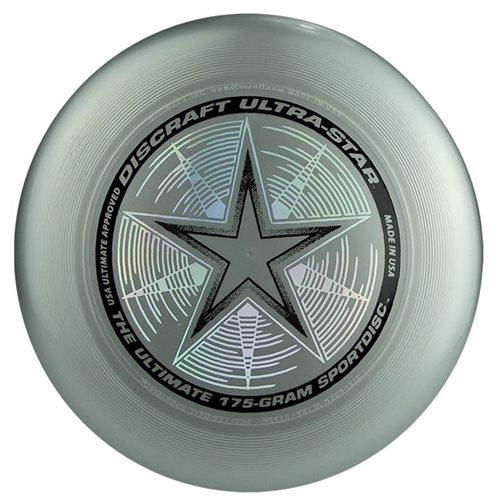 Discraft UltraStar - Frisbee - Zilver - 175 gram