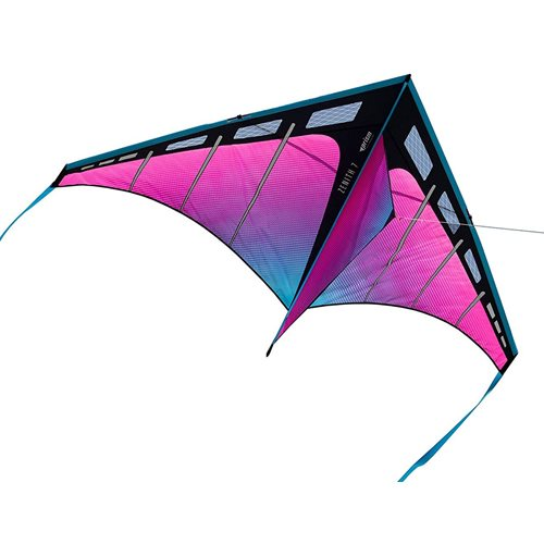 Prism Zenith 7 Ultraviolet - Single Line Kite - Purple