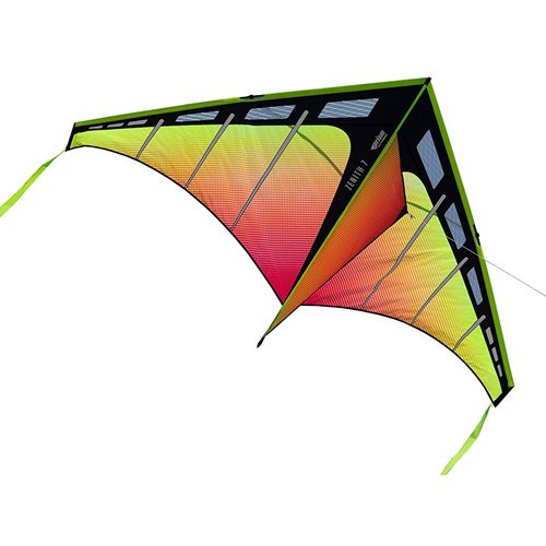 Prism Zenith 7 Infrared - Single Line Kite - Red