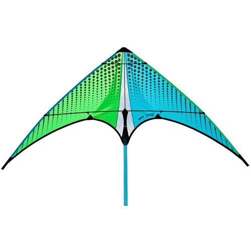 Prism Neutrino Mojito - Vlieger - Stuntvlieger - Groen/Blauw