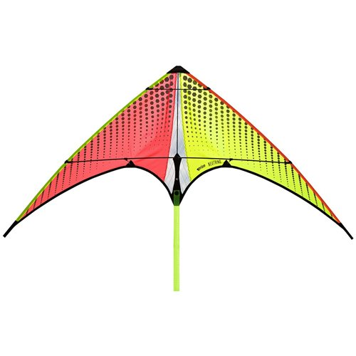 Prism Neutrino Mimosa - Stunt kite - Red/Yellow