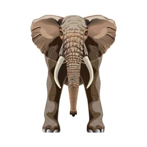 XKites SkyZoo Elefant - Einleiner Drachen - Kinder