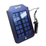 PowerPlus Cobra - Solar USB Power Bank 2000 mAh - Multifunctional