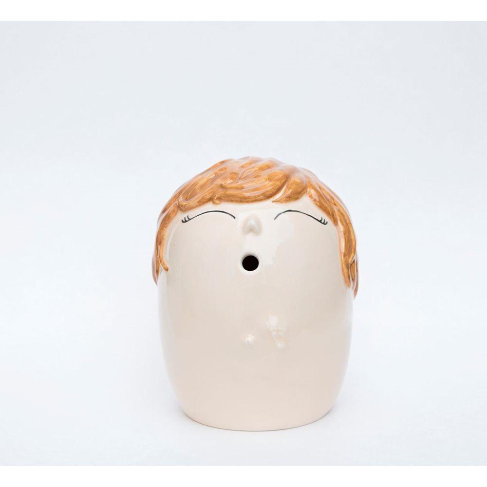 Liebesvase Kinder - Blond