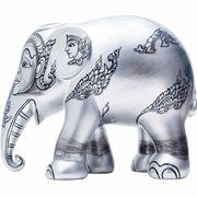 Elephant Parade Dheva Ngen - Handgefertigte Elefantenstatue - 10 cm
