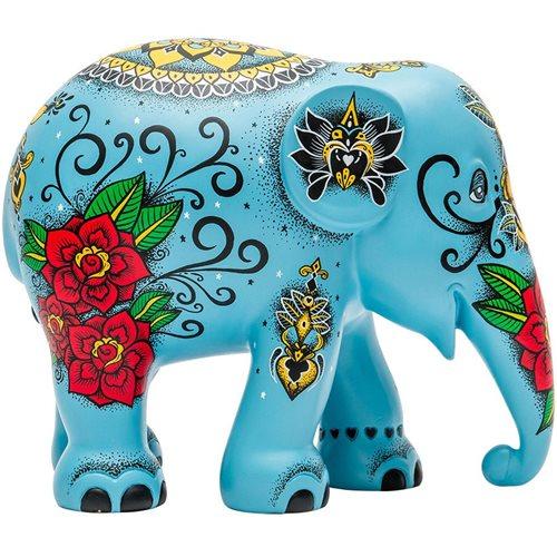 Elephant Parade Gardnerfante - Hand-Crafted Elephant Statue - 20 cm