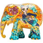 Elephant Parade Stay Gold - Handgefertigte Elefantenstatue - 20 cm