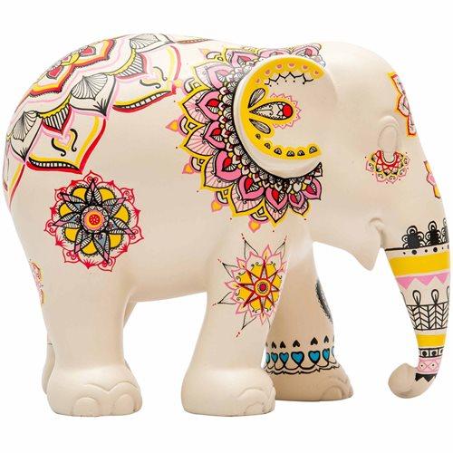 Elephant Parade Noah - Handgemaakt Olifantenstandbeeld - 15 cm