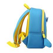 Upixel Little Blue Whale - Kids Backpack - DIY Pixel Art - Blue/Yellow