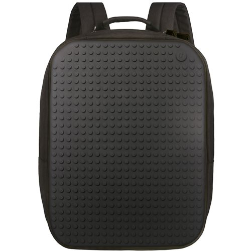 Upixel Classic - Backpack - DIY Pixel Art - Black