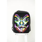 Upixel Classic - Rugzak - DIY Pixel Art - Zwart