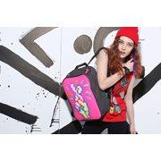 Upixel Classic - Backpack - DIY Pixel Art - Fuchsia