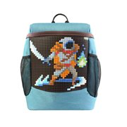 Upixel Gladiator - Rugzak - DIY Pixel Art - Blauw