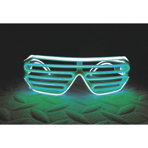 IA Grün und Weiß LED leuchten Gläser