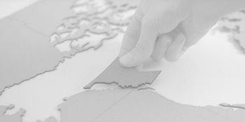 Afbeelding voor categorie Puzzel wereldkaart
