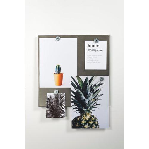 Spinder Design Magnetic Board 40x40 - Blacksmith