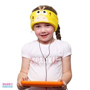 Snuggly Rascals Kopfhörer für Kinder - Giraffe