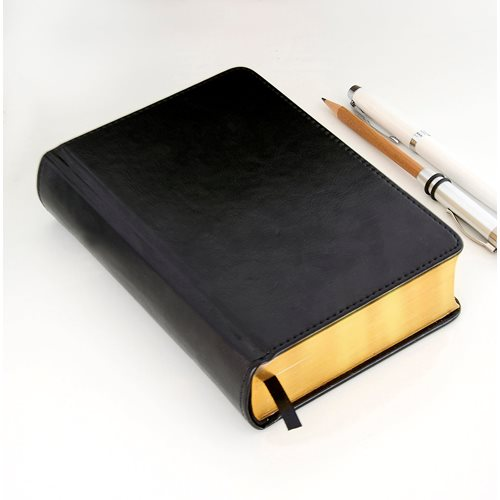 Milimetrado My Bible - 1280-seitige Notizbuch - Schwarz