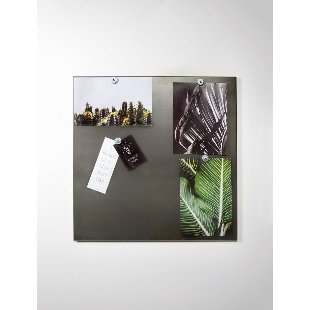 Spinder Design Magnetic Board 60x60 - Blacksmith