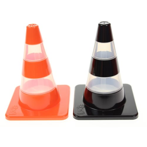 Labyrinth - Salt & Pepper Traffic Cones