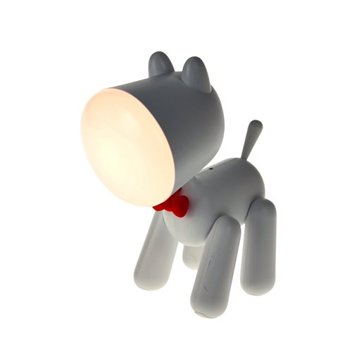 United Entertainment Night light - Puppy - White