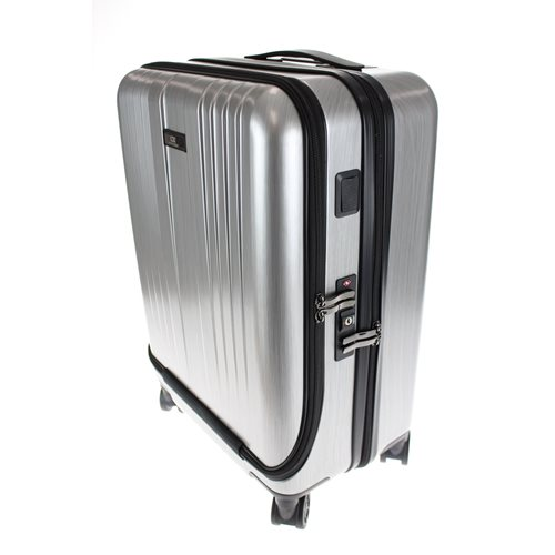 United Entertainment Hand Luggage Trolley - Silver