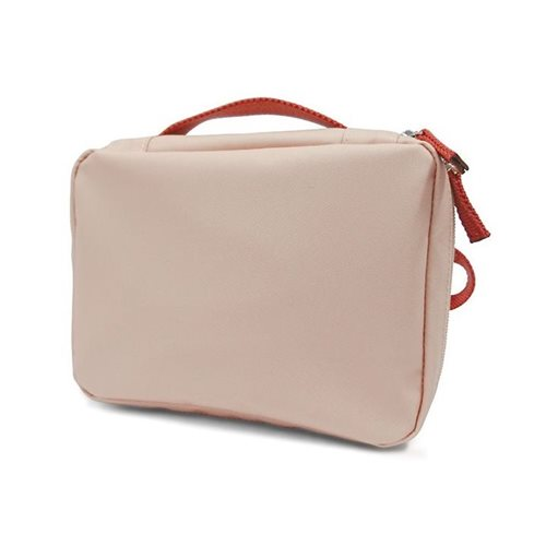 Ekobo GO Recycled PET Lunch Bag - 20x15x7 cm - Blush/Terracotta