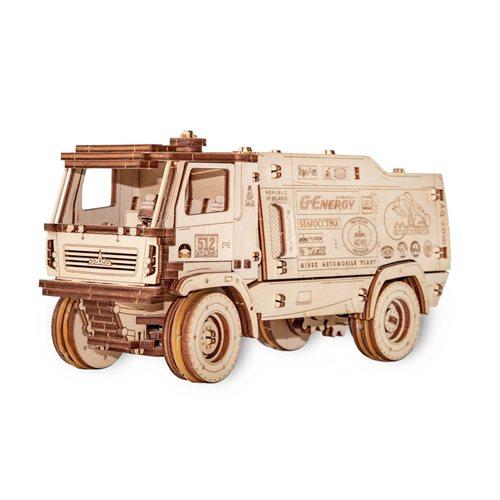 Eco-Wood-Art MAZ 5309RR - Schaal 1:30 - Houten Modelbouw