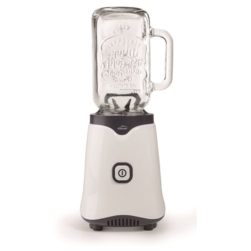 Lacor Mix & Go - Individuell Blender mit Mixbecher aus Glas - 500 ml