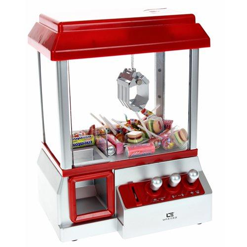 United Entertainment Candy Grabber Snoepmachine met Geluidsknop - USB Versie