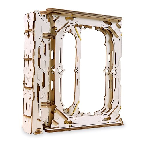 Ugears Wooden Model Kit - Game Master Screen with Dice Tower - Games