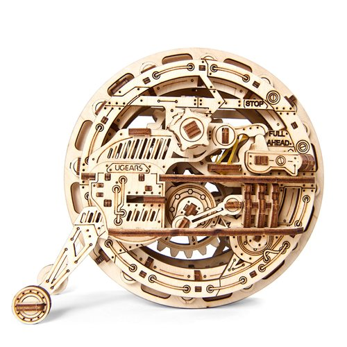 Ugears Wooden Model Kit - Monowheel