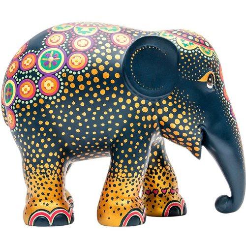 Elephant Parade Bindi - Handgefertigte Elefantenstatue - 15 cm