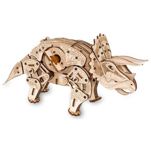 Eco-Wood-Art Triceratops - Holzbausatz