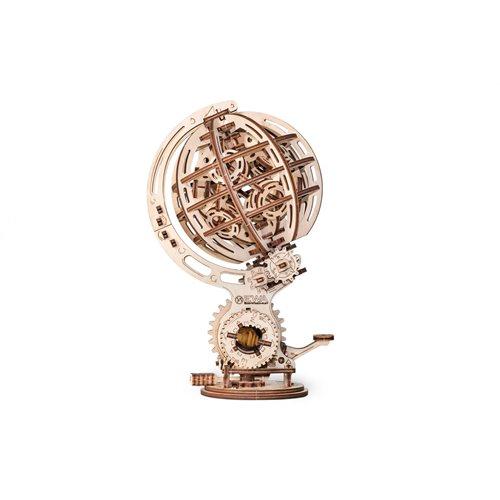 Eco-Wood-Art Kinetic Globe - Wooden Model Kit