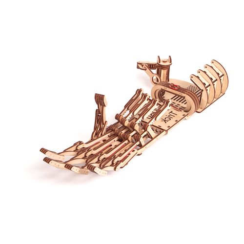 Wood Trick Wooden Model Kit - Mechanical Hand