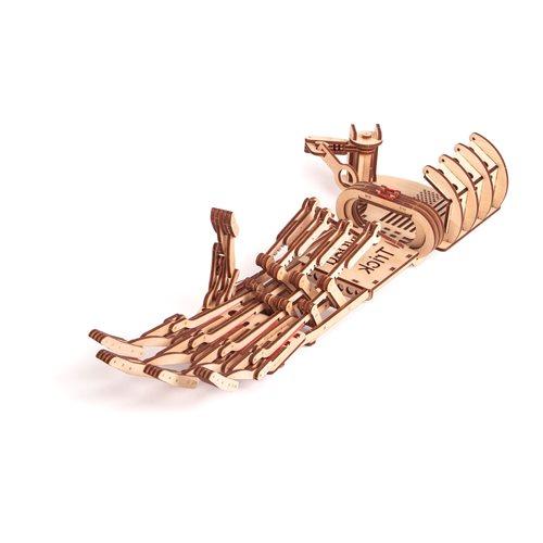 Wood Trick Mechanische Hand - Houten Modelbouw