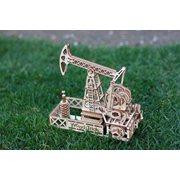 Wood Trick Wooden Model Kit - Oil Derrick