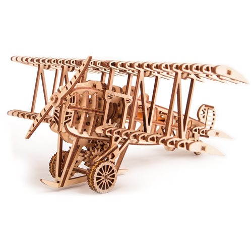 Wood Trick Wooden Model Kit - Plane