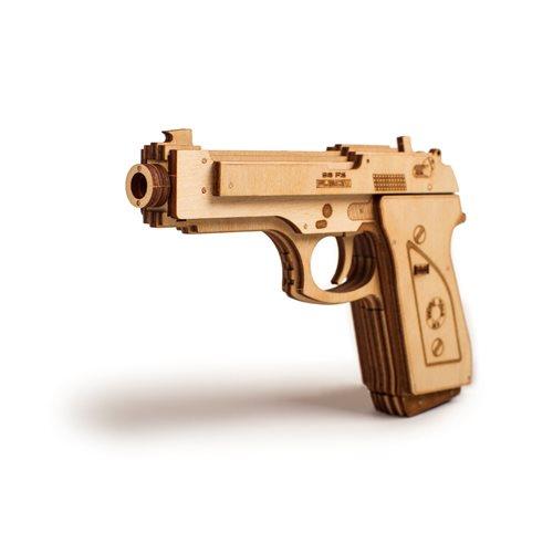 Wood Trick Gun - Houten Modelbouw