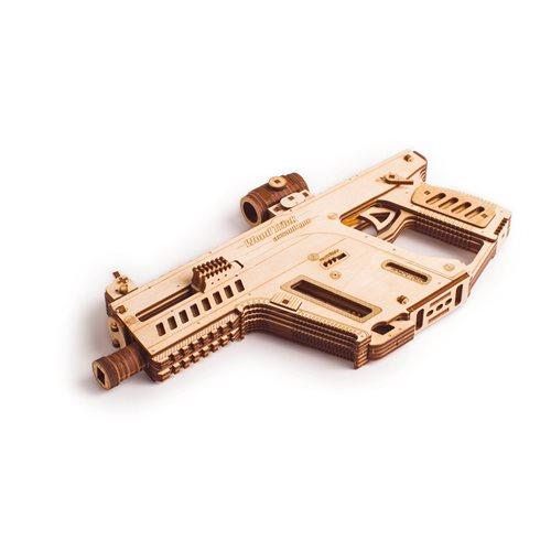 Wood Trick Aanvalsgeweer - Houten Modelbouw