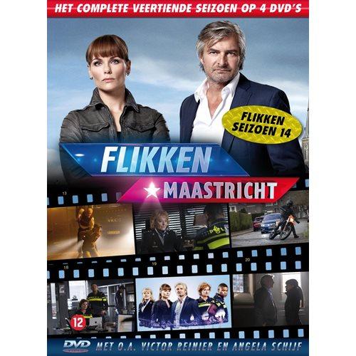 Flikken Maastricht Seizoen 14 - DVD